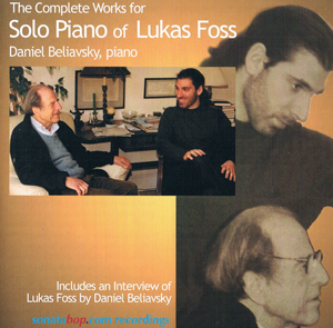 The Complete Works for Solo Piano of Lukas Foss